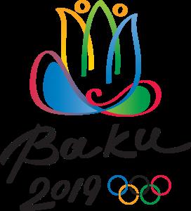 Logo EYOF Baku